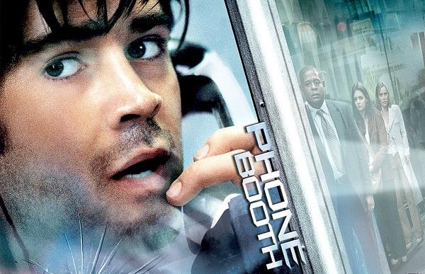 『フォーン・ブース9つのあらすじ』電話BOX内の密室サスペンス